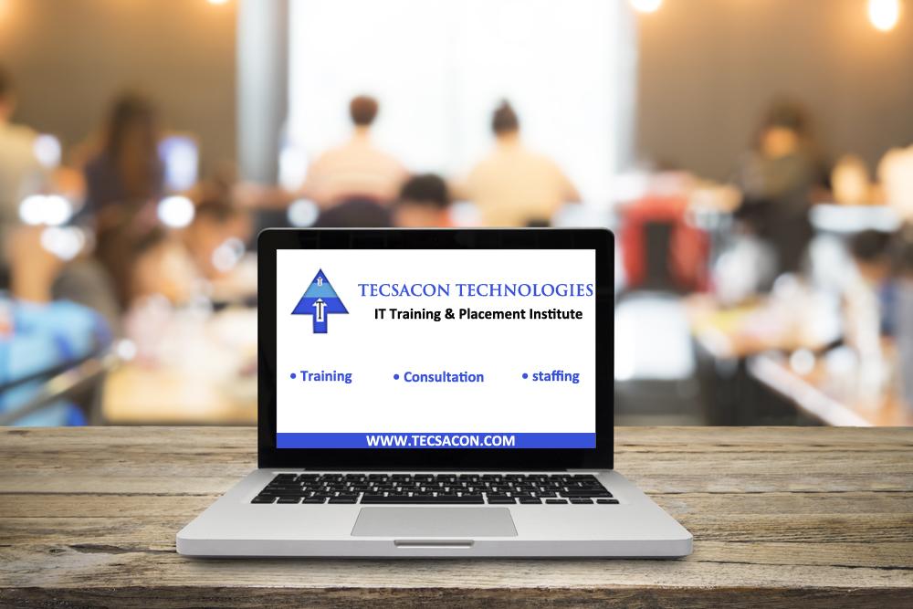 Tecsacon Technologies – Best IT Training & Placement Institute